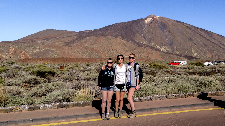 Spanie Na Wulkanie Pico Del Teide